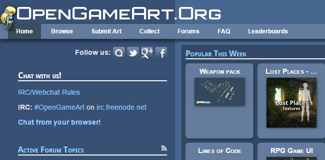 recursos gratuitos crear un videojuego