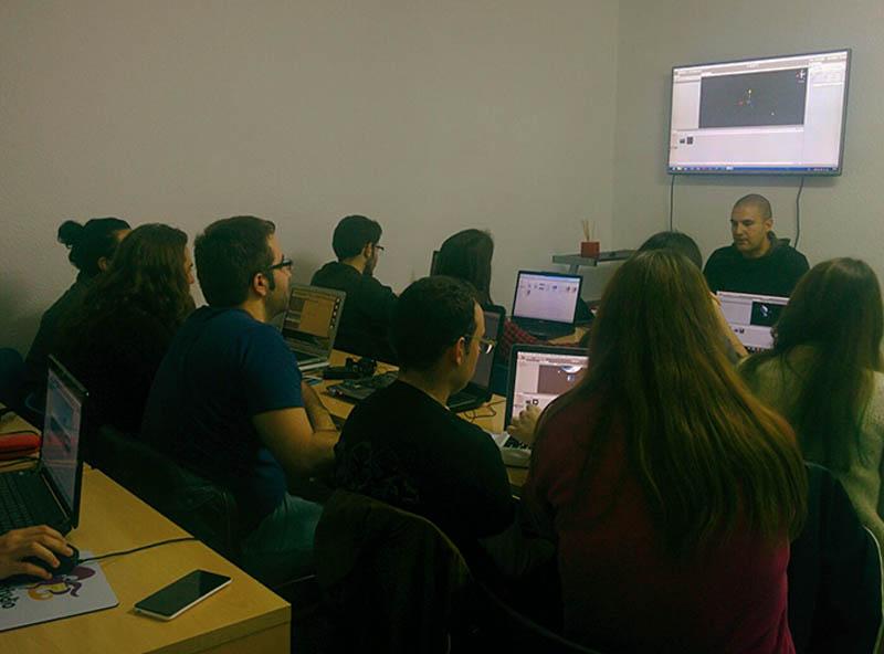 curso unity 3d granada estudio nemo