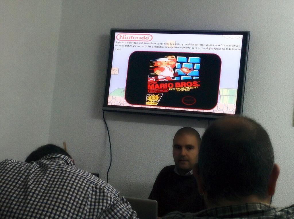 tecnicas videojuegos granada