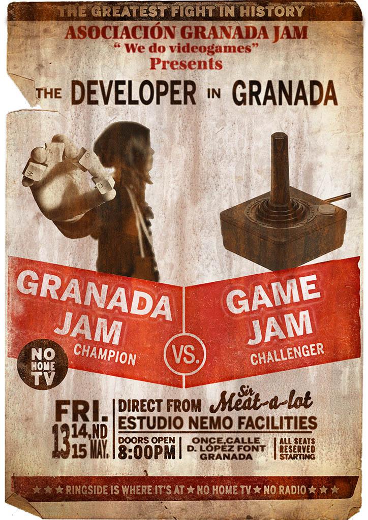 game jam en granada