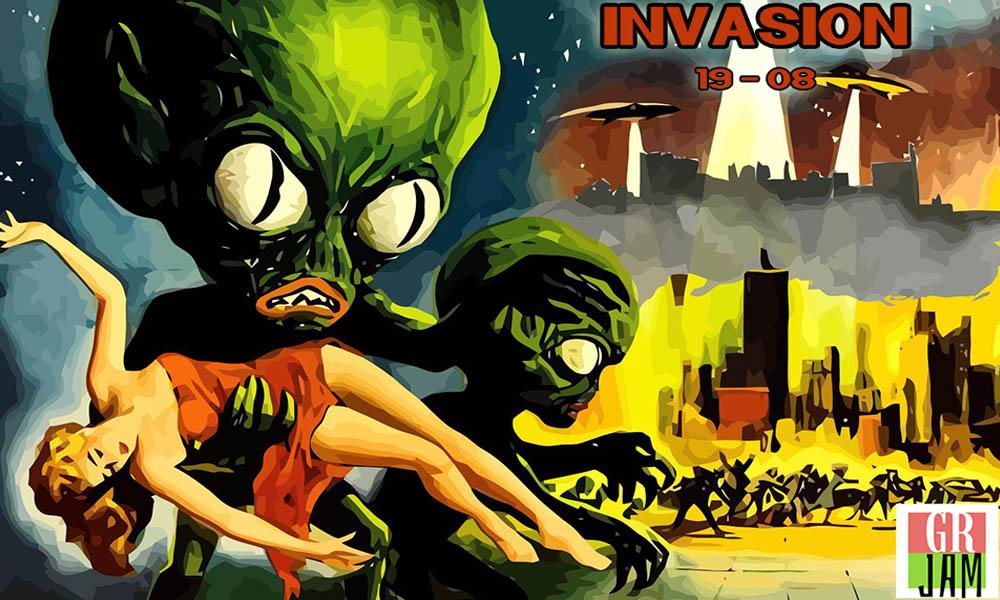 Invasion videojuego