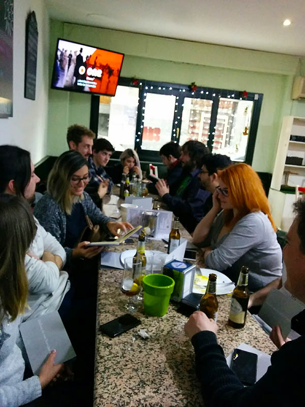 tapeo networking