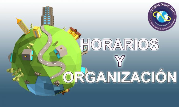 GLOBAL GAME JAM HORARIOS