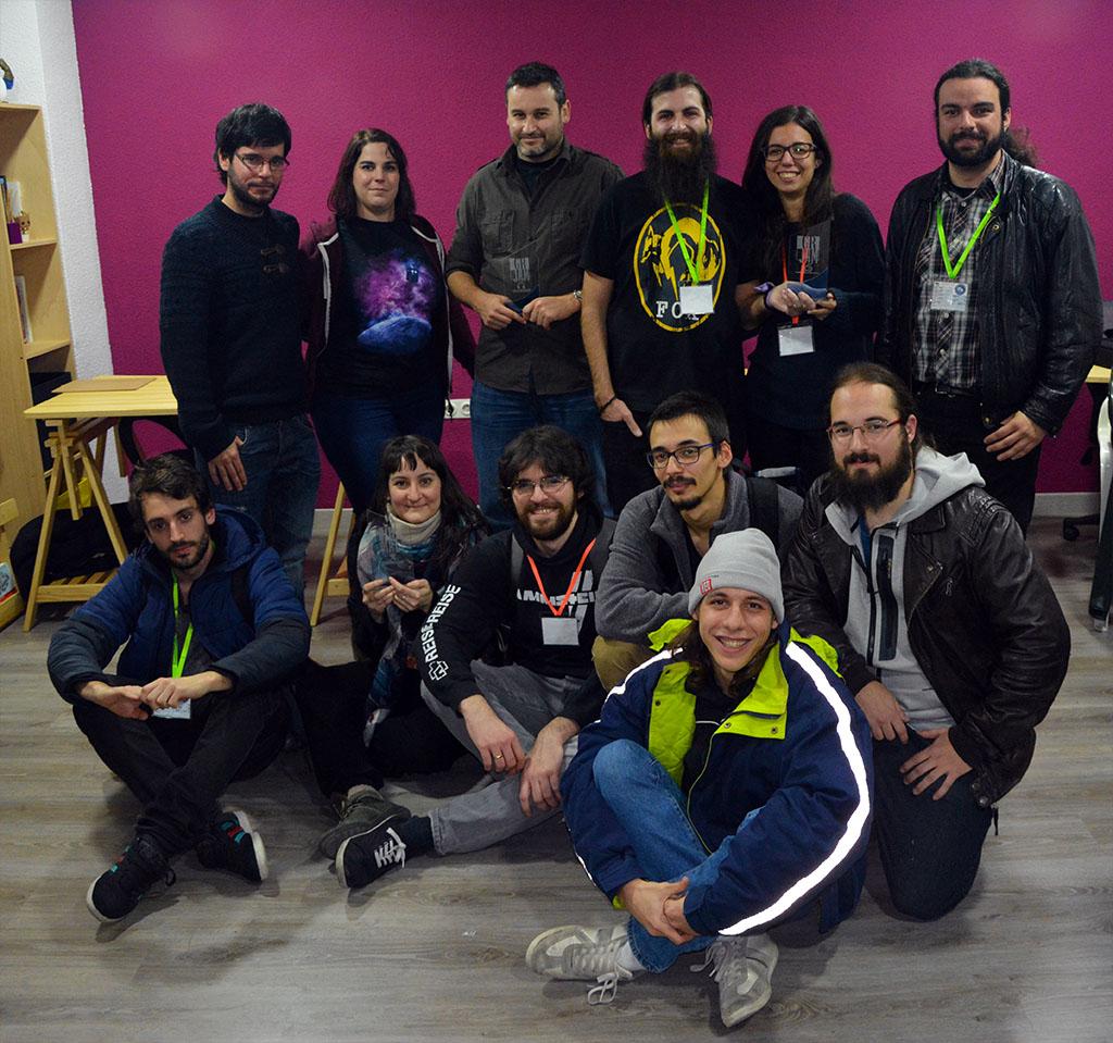 ganadores global game jam 2017 granada