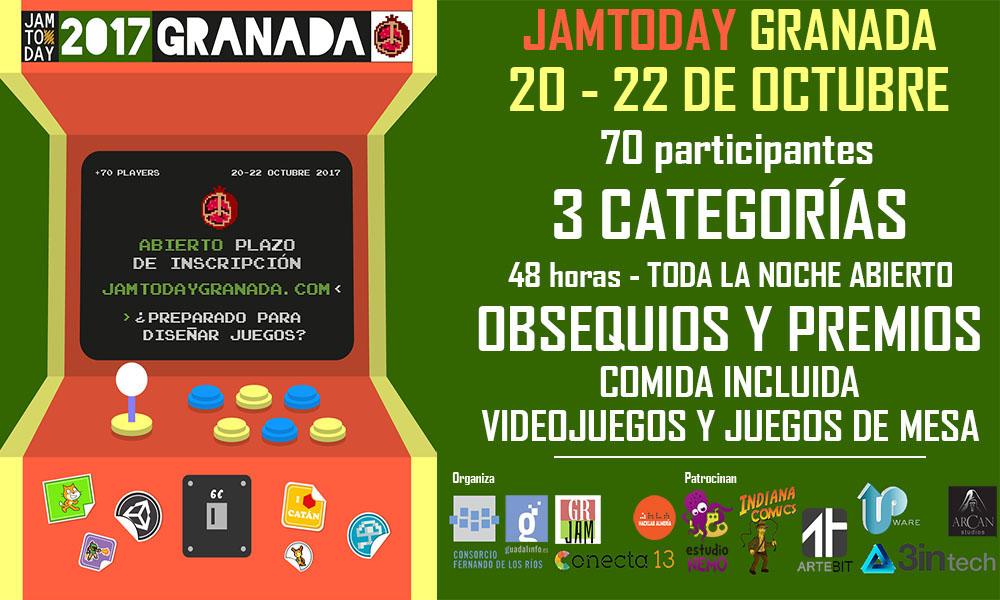 jamtoday granada 2017