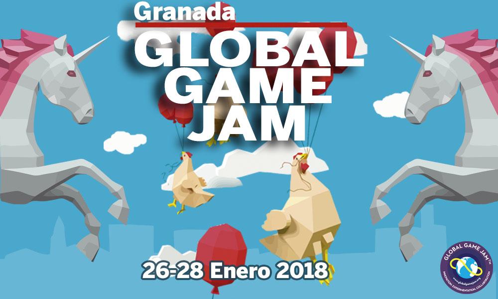 global game jam granada 2018