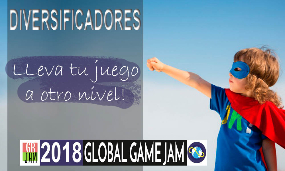 global game jam diversificadores 2018